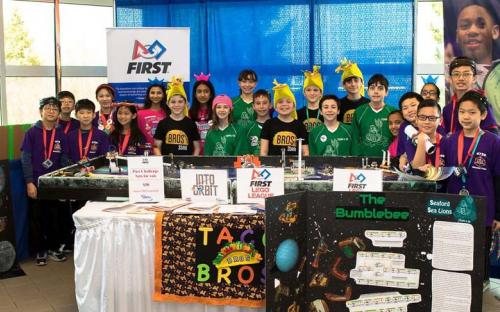2019 SBPLI Long Island Regional FIRST Robotics Competition #2 Day 2