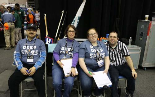 2019 SBPLI Long Island Regional FIRST Robotics Competition #1 Day 2