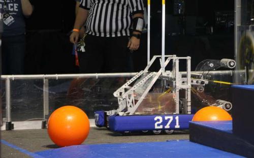 2019 SBPLI Long Island Regional FIRST Robotics Competition #2 Day 2